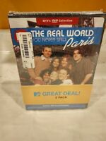 Mtv The Real World You Never Saw Paris Hookups 2 Pack DVD New Free Shipping
