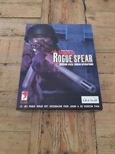 Rainbow Six: Rogue Spear, Mission Pack: Urban Operations , PC Big Box, CD-ROM