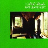 Nick Drake - Five Leaves Left (NEW CD)