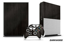 Designer Skin for XBOX ONE S 1S Gaming Console+2 Controller Sticker Decal DARKWD