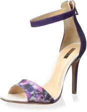 NIB Schutz Women's Boliana High Heels Sandal, Acai/Multi, Size  6.5B