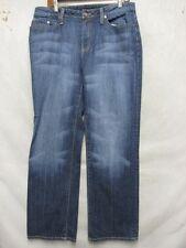 D7144 Seven Stretch High Grade Straight Jeans Women's 34x32