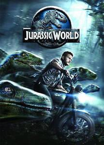 Jurassic World DVD Colin Trevorrow