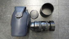 Tokina AF AT-X 840 AF 80-400mm f/4.5-5.6 Lens Sony A Mount Lens With Caps & Bag