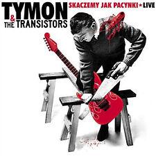 Tymon & The Transistors - Skaczemy Jak Pacynki  (CD) 2013 Live NEW
