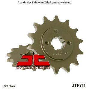Ritzel mit 14 Zähnen für Cagiva Mito 125 Evolution 6 Gang Baujahr 2000