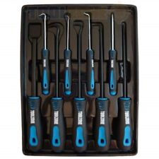 Toolzone 9Pc Scraper and Hook Set DIY TOOLS