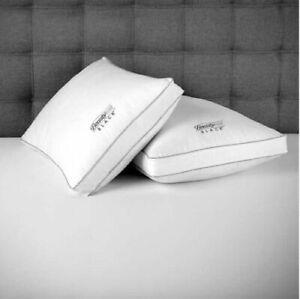 Pack of 2 Beautyrest Luxurious Down Alternative Pillows, STANDARD/QUEEN & KING