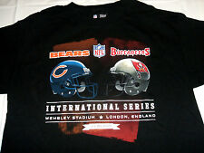 Chicago Bears vs Tampa Bay Buccaneers 2011 International Series Medium T-Shirt