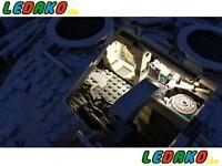 Beleuchtungsset II (INNEN) für 75192 UCS Lego® Millenium Falcon LED Star Wars