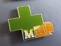 Pin's vintage épinglette Collector pins publicitaire croix Lot E200