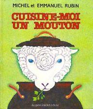 CUISINE MOI UN MOUTON   M ET E  RUBIN   1989