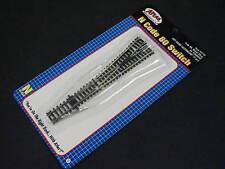 Atlas N-scale Code 80 Nickel Silver LEFT HAND LH #6 Custom-Line Turnout #2752