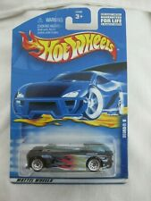 Hot Wheels 2001 Ltd Edition Series Deora 2 Black Mint In Card