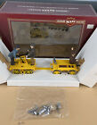Bachmann G Scale Powered Gandy Dancer Hand Cart and Trailer Tested  Does Not Wrk