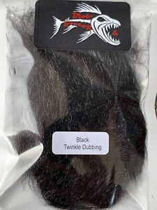 Black Twinkle Dubbing