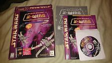 Star Wars: X-Wing Collector's Cd-Rom Pc