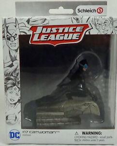 Justice League #17 Cat Woman Action Figure, DC Comics Schleich 22552 New/Sealed