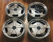 Rare Jdm 19 Inch Fabulous Profound Dish Wheels 5x1143 Vip Luxury Lexus Infiniti