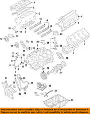 FORD OEM-Engine Valve Cover BR3Z6582R