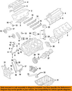 FORD OEM-Engine Timing Chain Guide AT4Z6K297A