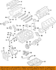 FORD OEM-Engine Exhaust Valve AT4Z6505A