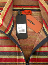 Missoni Home GILET SWEATHER BRANDED PACK BOB  V001 EXTRA LARGE MISTO COTONE