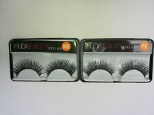2X Huda Beauty Natural Lashes False Eyelashes Falsies 2X Styles UK Seller NEW