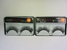 2x Huda Beauty Natural Lashes False Eyelashes Falsies 2x Styles UK SELLER
