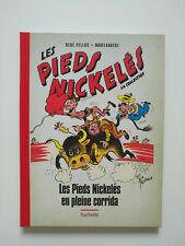 RE 2014 (état neuf) - Les Pieds Nickelés 32 (les PN en pleine corrida)  Hachette