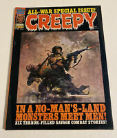 CREEPY Magazine No. 89  Frazetta Cover 1977 Warren