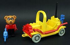 LEGO Fabuland 3626 Roger Raccoon's Sports Car Complete