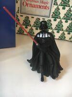 Navidad Hallmark Recuerdo Star Wars Darth Vader Ornamento Nuevo en caja