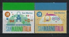 2015 San Marino Parco Scientifico MNH