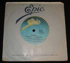 FORREST  1980's FUNK SOUL  45 - FEEL THE NEED IN ME
