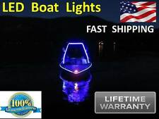 LED--BOAT--LIGHTS...Yamaha WAKE board tower speakers knee skii rope tow prop DIY