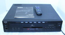RCA RP8075-RS Multi Compact Disc Player ~ 5 Disc Carousel + Remote + Man ~ Fix