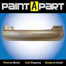 2000 2001 Toyota Camry Rear Bumper Painted 4M9 Cashmere Beige Metallic