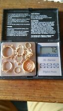 lot d'or 18 carats a fondre ou à porter 7,2g