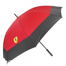 New Genuine Ferrari Shield Golf Umbrella Part # 270042631