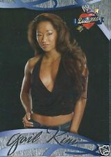 Gail Kim Divas 2005 Trading Card #39 WWE WWF TNA Knockout