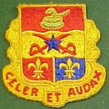 German Made Sixth Artillery Patch