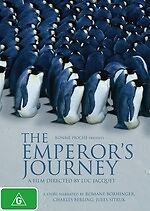 The Emperor's Journey  DVD....BRAND NEW