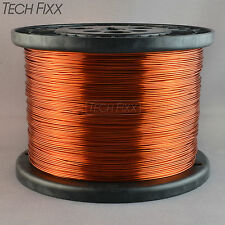 Magnet Wire 20 Gauge Enameled Copper 3190 Feet Coil Winding 10.1 Lbs Essex 200C