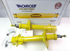 fits: NISSAN X-TRAIL T30 2001-07 **2 x MONROE ADVENTURE FRONT SHOCK ABSORBERS**