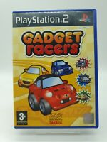 GADGET RACERS for SONY PS2 PLAYSTATION 2 RARE & COMPLETE by Takara PAL UK