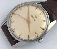 17 Jewels Swiss made Zenith wind men's wind up men's vintage watch.