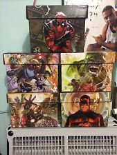 NECA Comic Storage Short Box Limited Edition.  Lot Of 5.  Pick Your Styles!