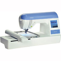 """Brother 5"""" X 7"""" Embroidery-only Machine Built-in Memory 136Designs/6Fonts PE-770"""