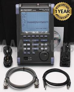 BK Precision 2658A Handheld 8.5 GHz Spectrum Analyzer 2658